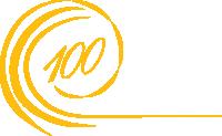 Slacan 100 Years Logo